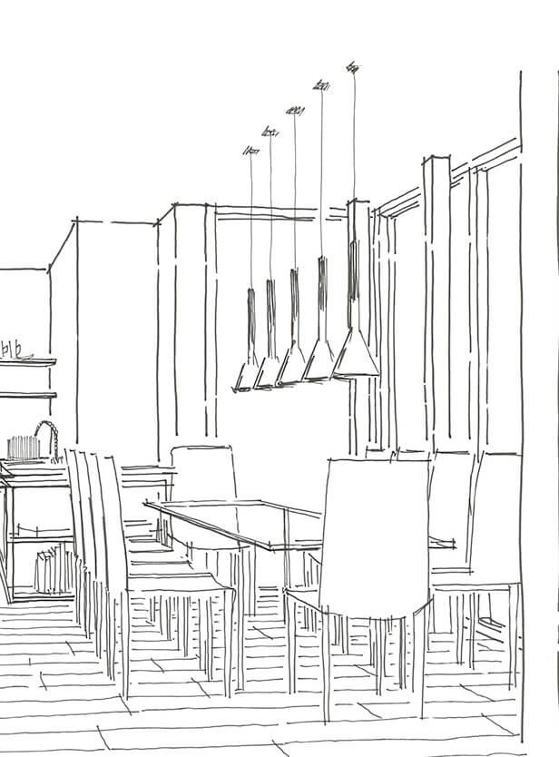 Cholmeley Park Sketch1
