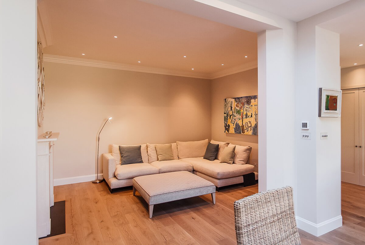 HOUSE RENOVATION WITH REAR EXTENSION AND LOFT CONVERSION, Wandsworth, London