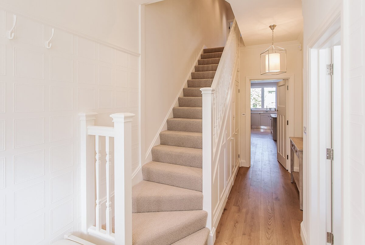neutral staircases, wandsworth, London