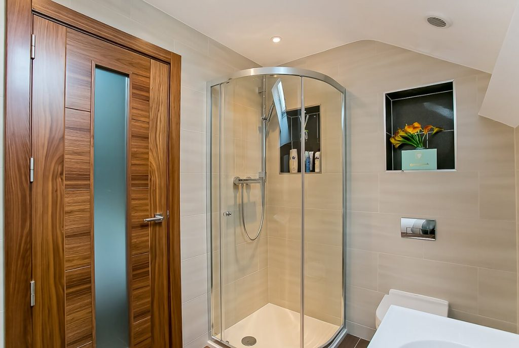 interior design and build in wapping, Loondon - bathroom