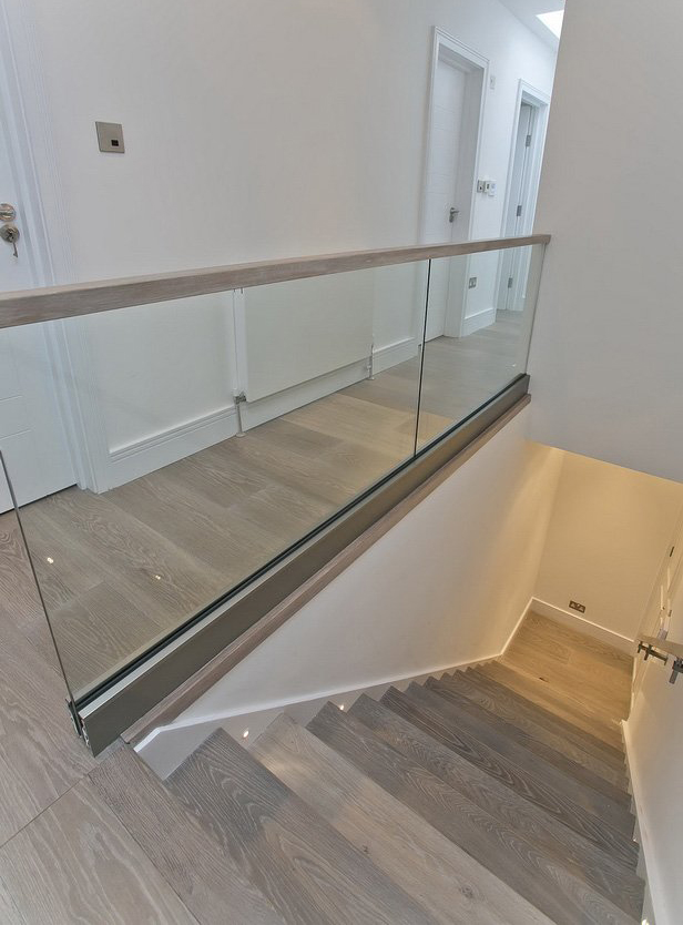 residential interior design - stairs - London