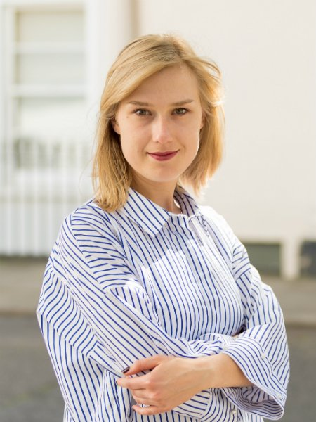 Ada Hukalowicz Interior Designer Portrait