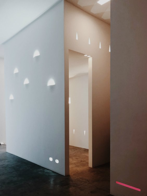 contemporary lighting designed by belgium lighting brand BRICK IN THE WALL