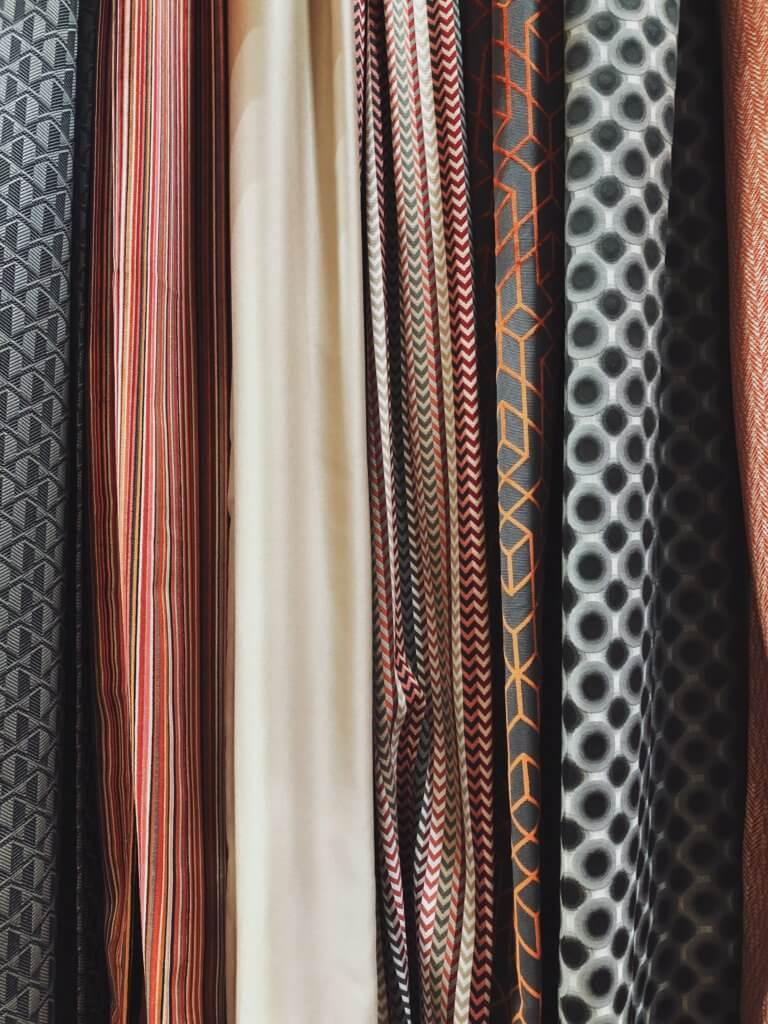 SLEEP+EAT INTERIOR DESIGN TRADE SHOW EVENT 2018 - fabrics