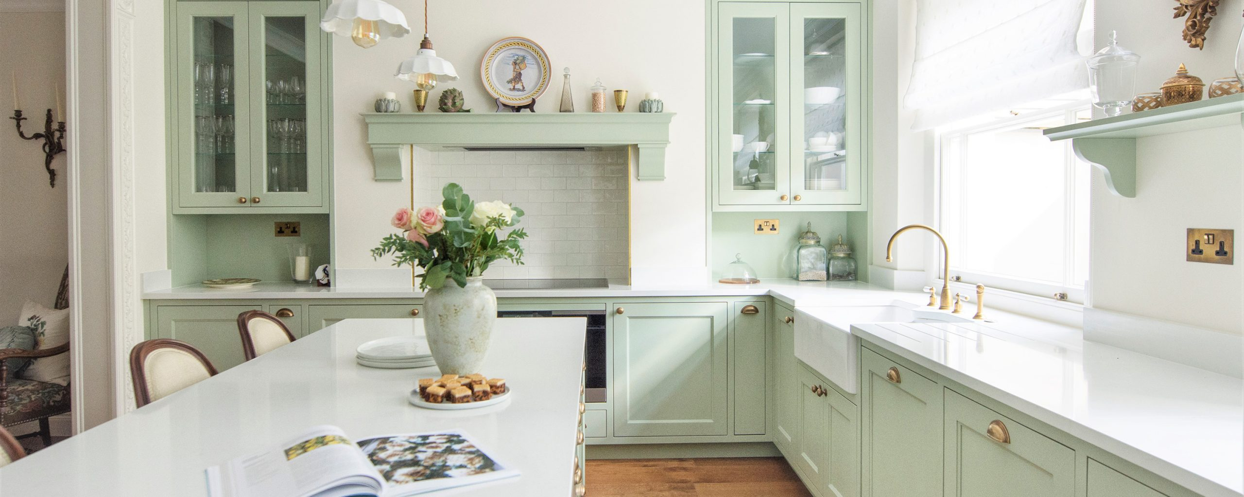 CLIFTON HILL-THE VICTORIAN KITCHEN OF YOUR DREAMS
