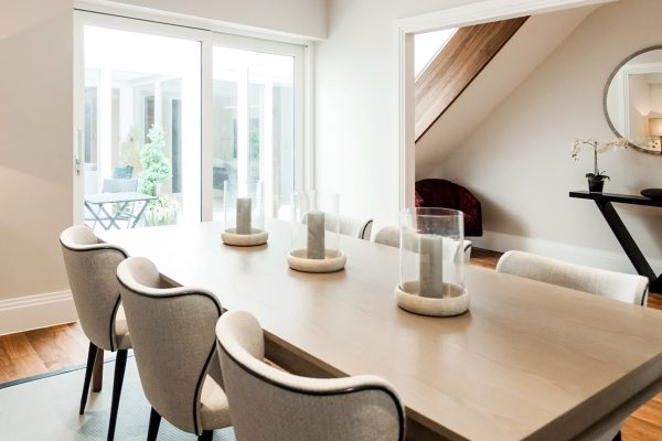 residental house renovation-dining room-london