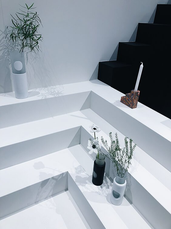 scandinavian interior design spotted by TEMZA design and build studioin Stockholm