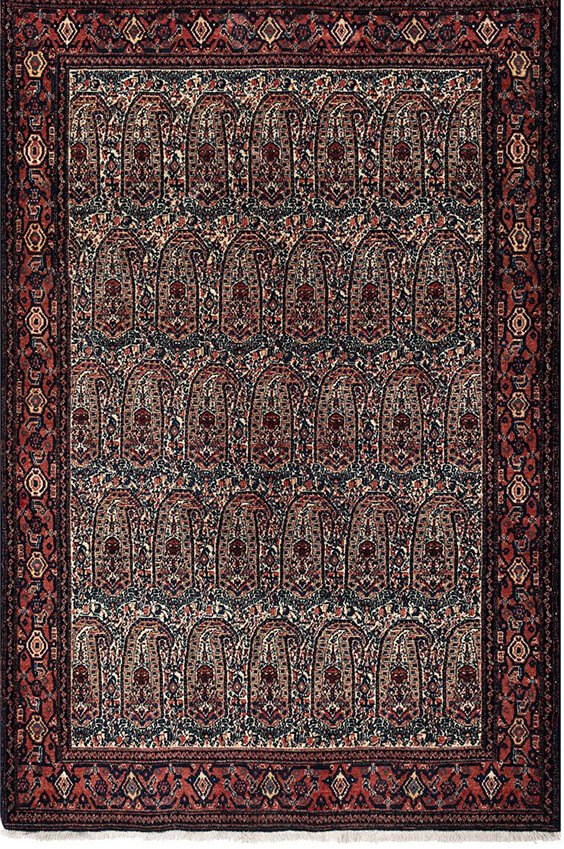 Vintage and antique persian rug