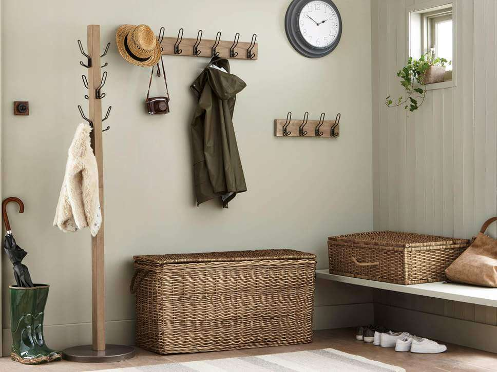 hallway free from clutter 10 Best Coat Stands
