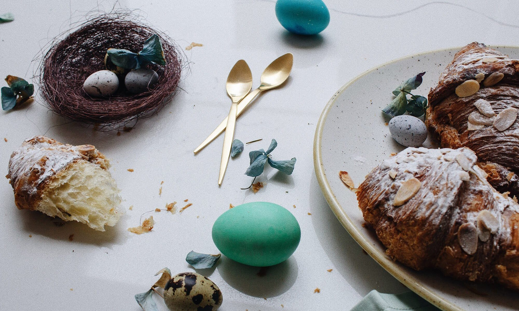 Temza Design Studio shares ideas, tips and tricks for inspiring Easter decoration