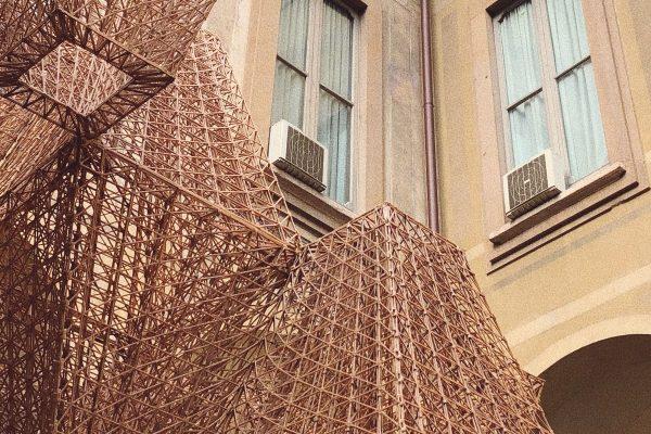 COS Conifera interior design installation Milano