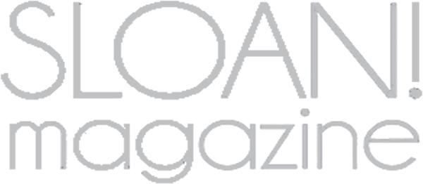 sloan magazine logo