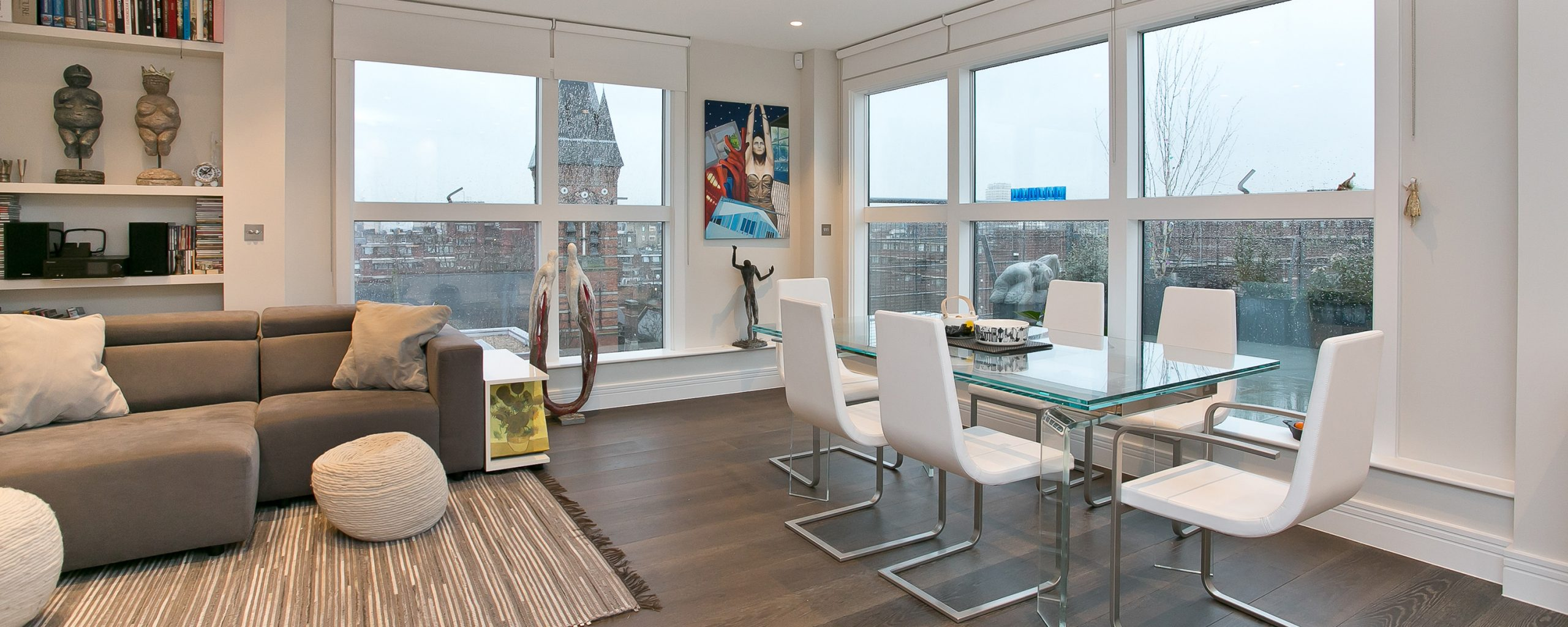 MAKE THE MOST OF YOUR OPEN PLAN SPACE WITH THESE TOP INTERIOR DESIGN TRICKS
