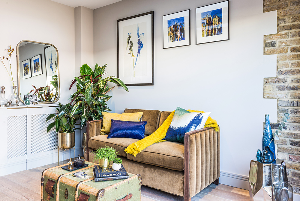 Sonia Pash, co-founder of design and build studio Temza on how to easily calculate how much it costs to furnish a rental property in London