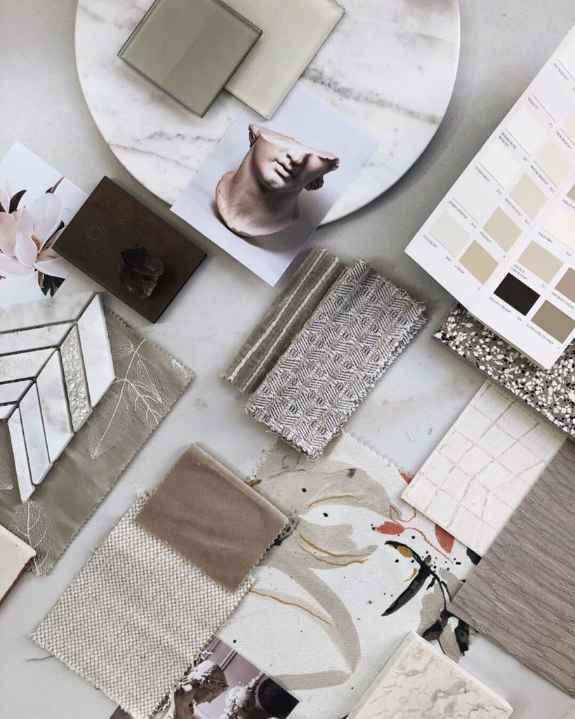 INTERIOR DESIGN GUIDE TO THE ART OF MOOD BOARDS