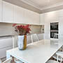 picture of kitchen residential interior design in south kensington london